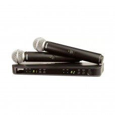 Радиосистема  SHURE BLX288E/SM58 M17 662-686 MHz