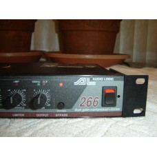 Audio Logic 266, Dual Gate Compressor Limiter