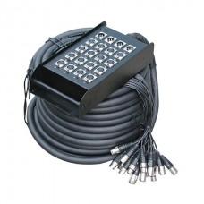 Мультикор AudioTeknik ECON 16-4 BOX XLR 30 m