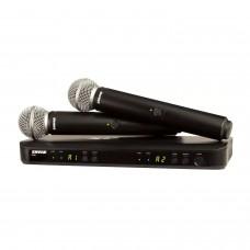 Радиосистема SHURE BLX288E/SM58 K3E 606-636