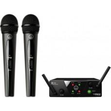 AKG WMS40 Mini2 Vocal Set BD