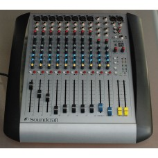 Soundcraft Spirit E8